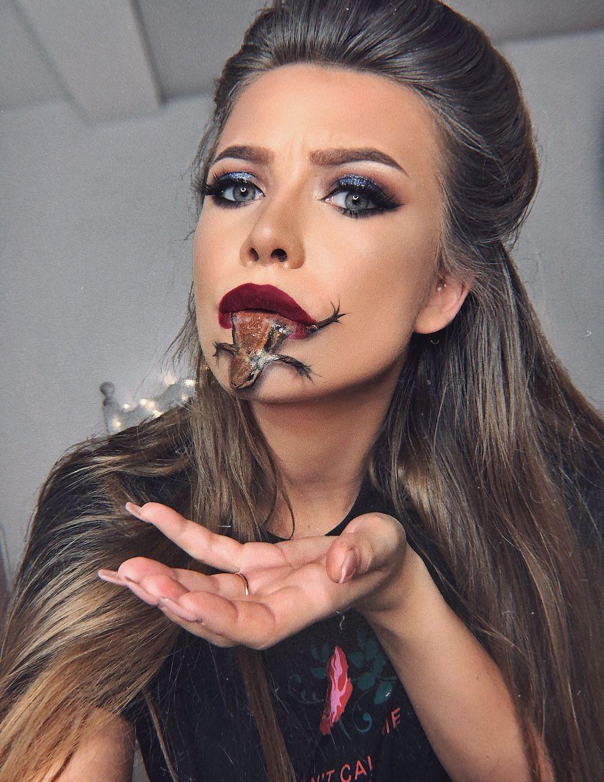 makeup skills