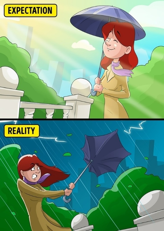 comics prove girls' lives are hard