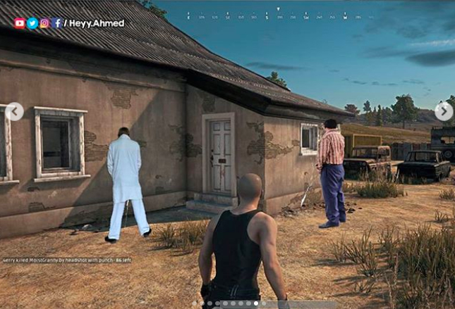 Indian touch in PUBG