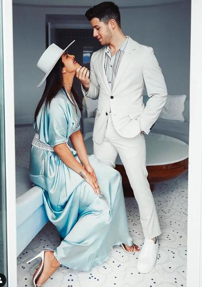Priyank chopra cannes 2019