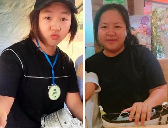woman lost weight flight attendant