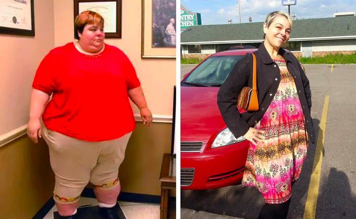 TV show helped people to lose weight