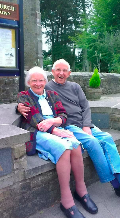 couple renews vows in same church after 75 years