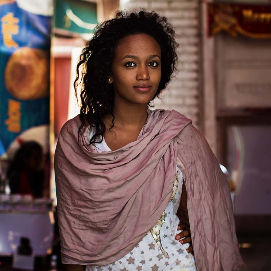 Beautiful women from around the world