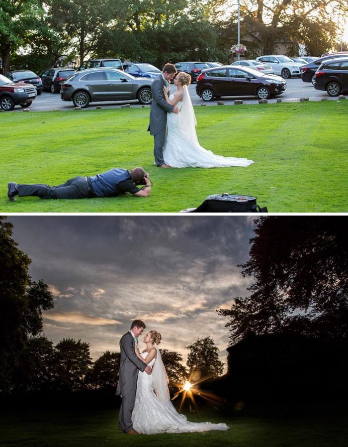 crazy wedding photographers