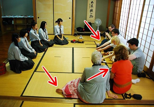 japanese etiquettes