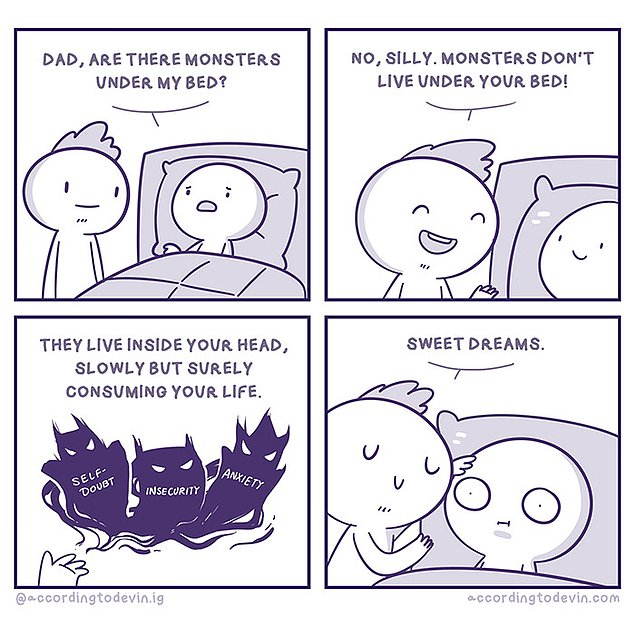awkward little moments