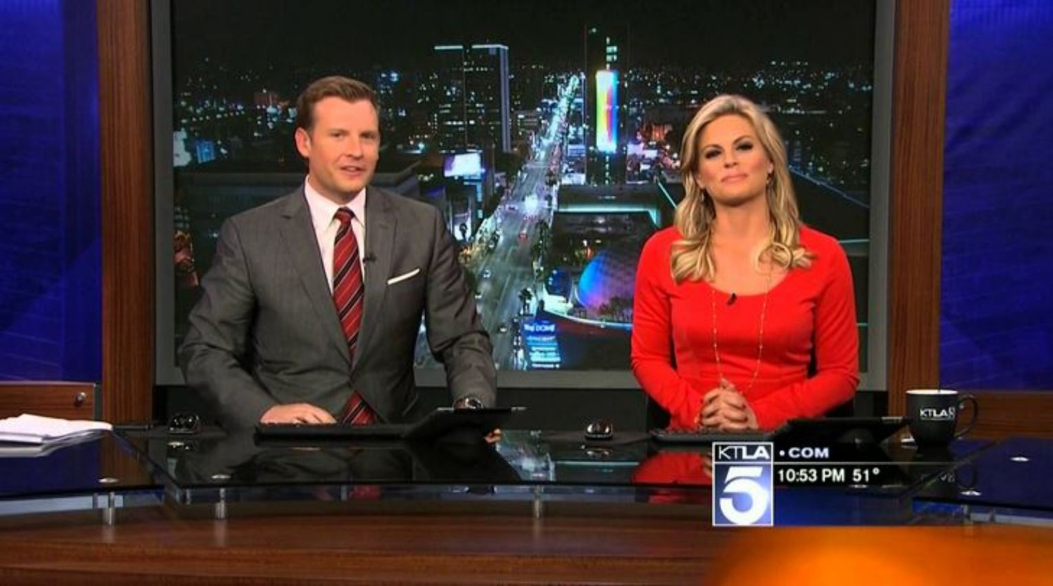 These Female News Anchors Are So Hot You'll Watch News For Them