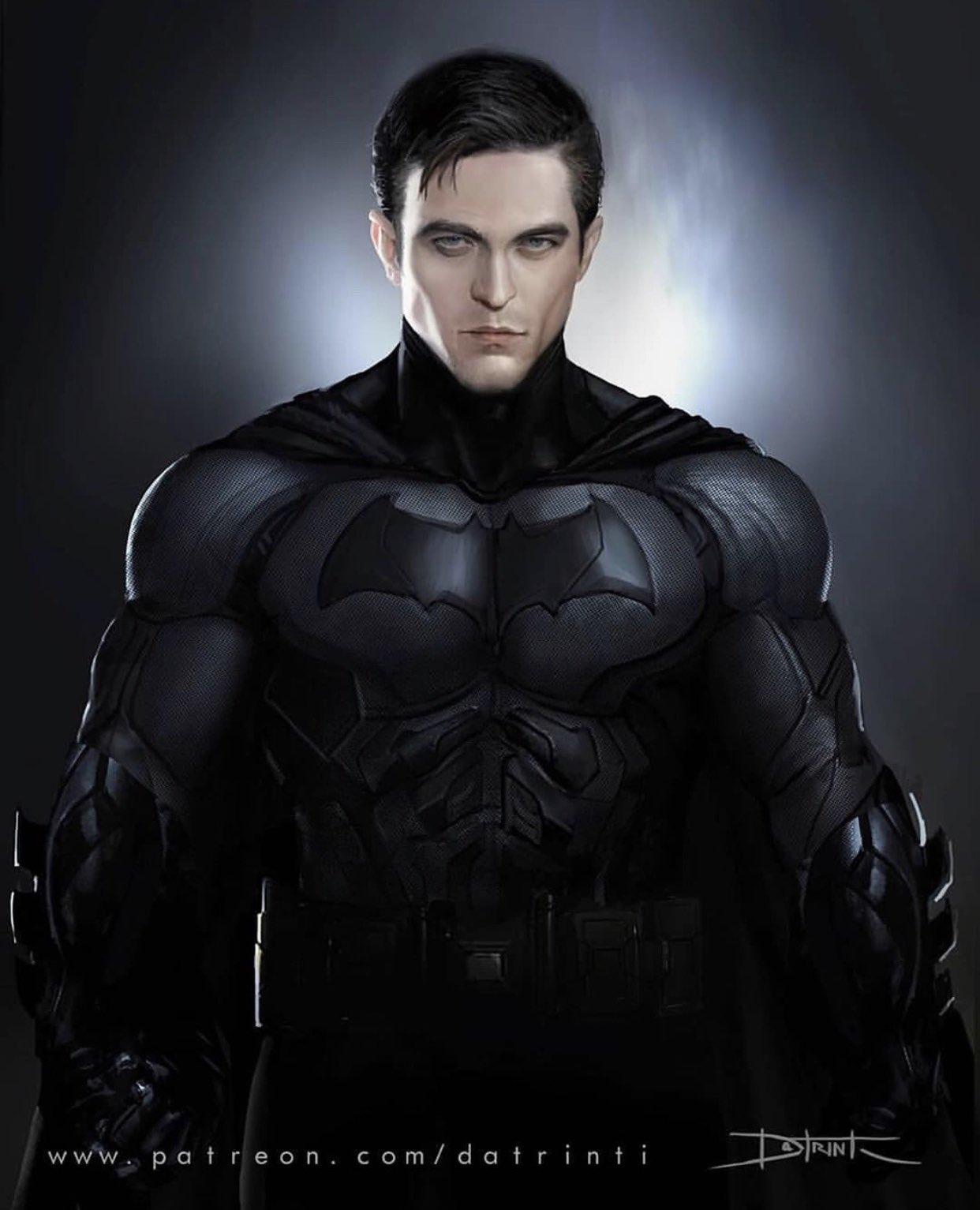 Robert Pattinson, Twilight Actor Is Officially, The New Batman