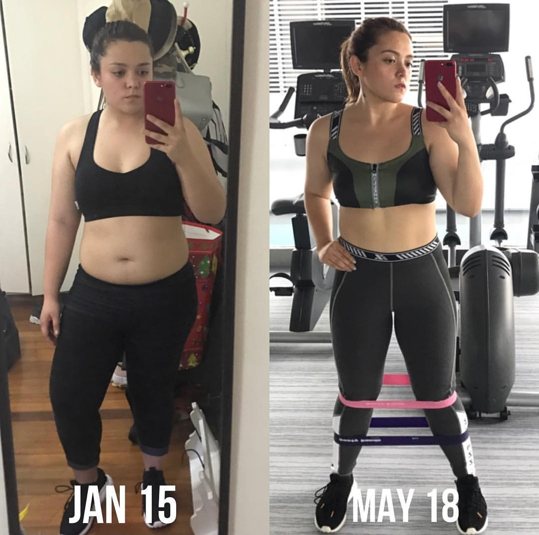 woman lost 30 pounds