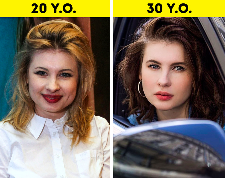 Women Look Better In Their 30s Than In 20s