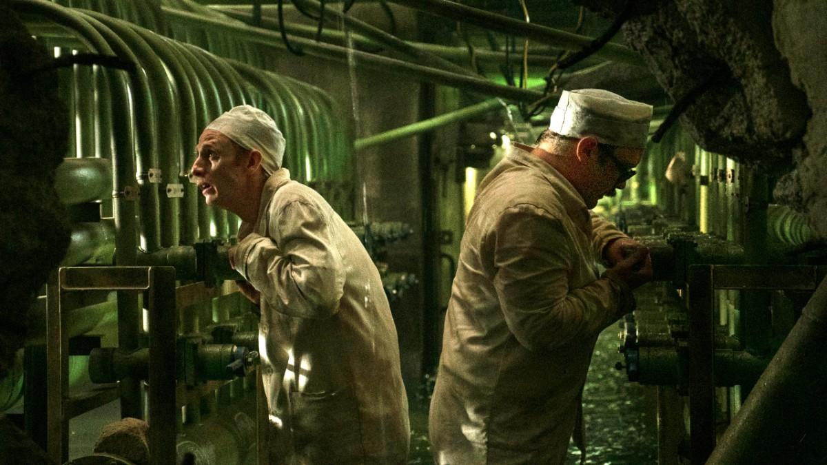 chernobyl show hbo