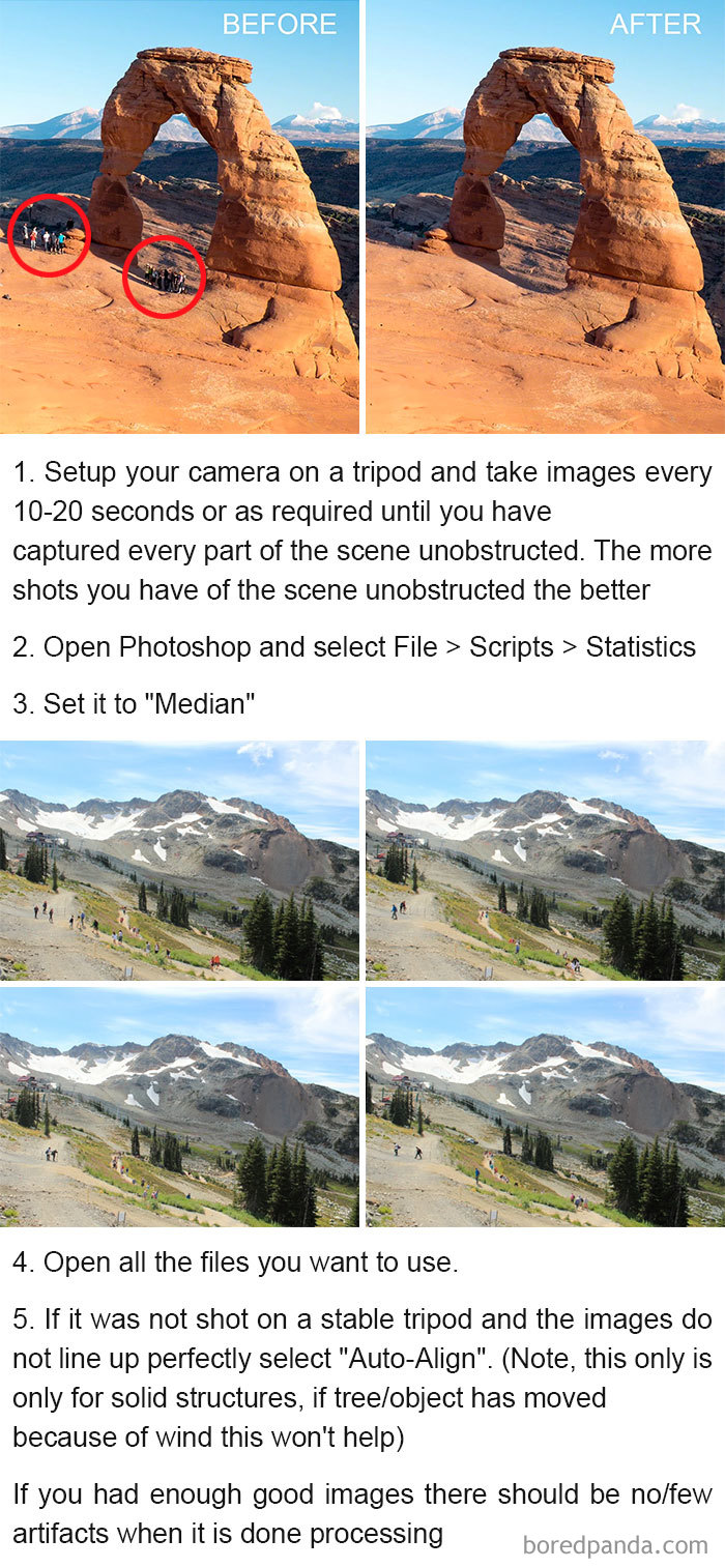 improve photography skills