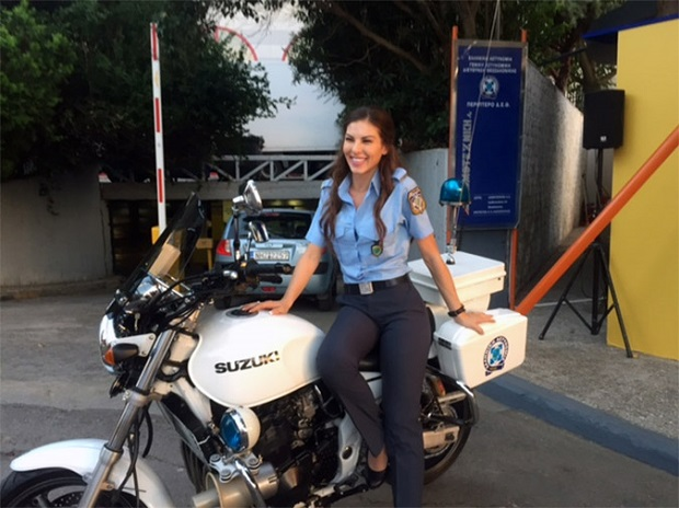 women police forces