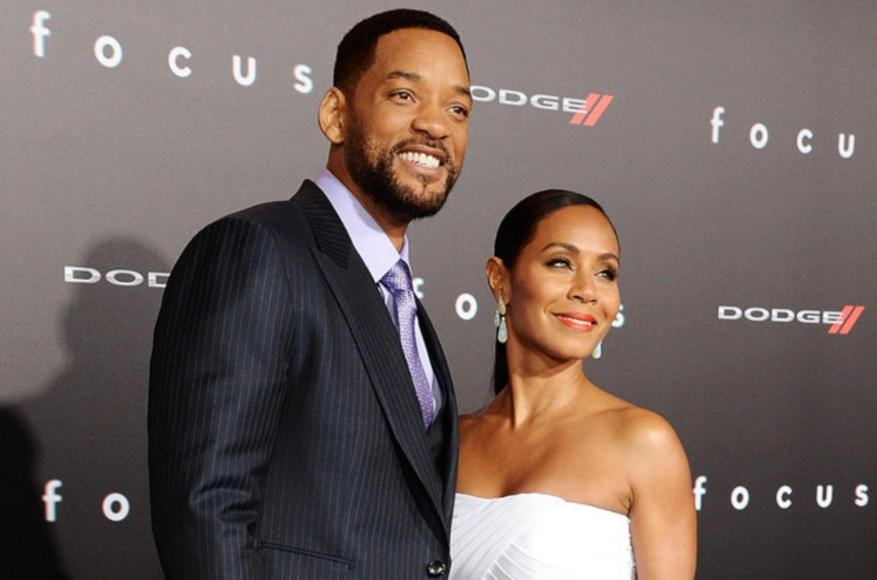 Celebrities in open marriage