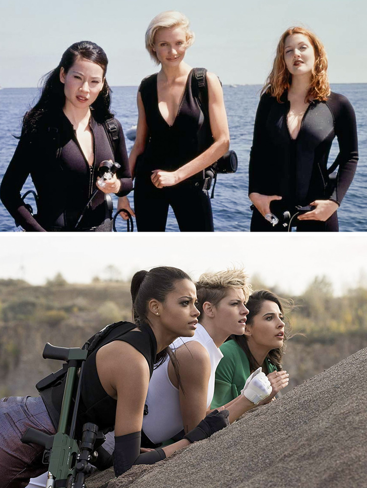 This Is How The Female Characters Look Like In The Movie
