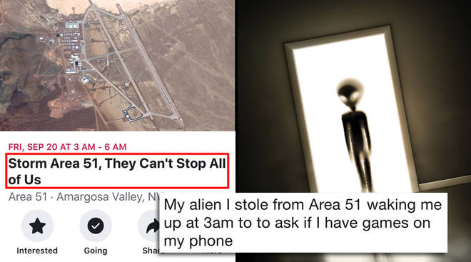 "People Have Posted Hilarious Memes About The ""Aliens ..."