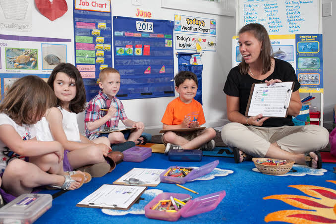 Former kindergarten teacher