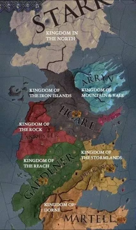 prequel to Game of Thrones