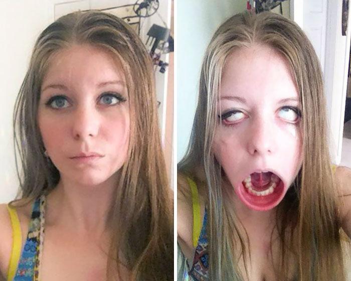 Pretty ugly girls vs girls I Started